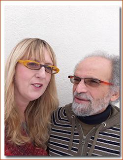 Sylvie Richir et Lassaâd Saïdi