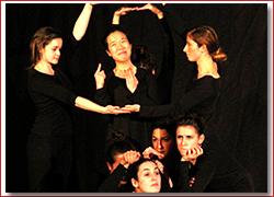 École LASSAAD école internationale de théâtre
