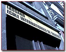 École internationale de théâtre lassaad